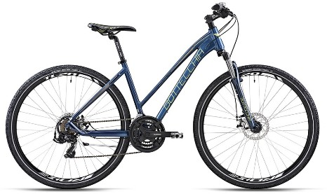 BOTTECCHIA 311 LITE CROSS LADY EVO 21S