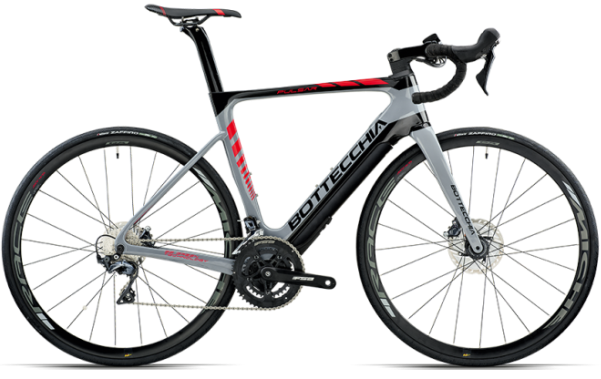 BOTTECCHIA BE 90 PULSAR E-ROAD CARBON