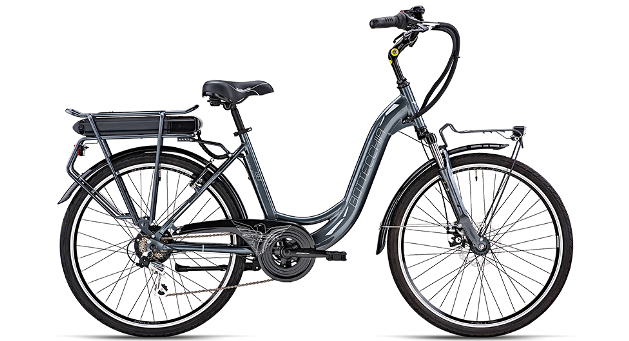 NEW! BOTTECCHIA BE 11 E-BIKE TRK LADY 26