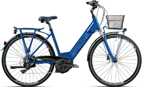 BE17 E-BIKE TRK LADY 28