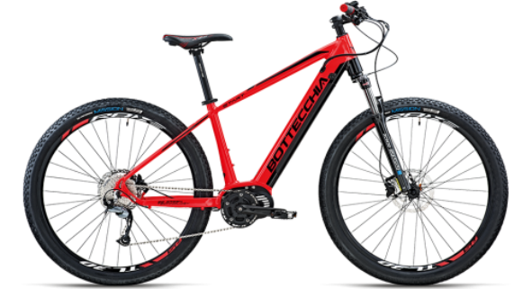 NEW! BOTTECCHIA BE 32 EVO START