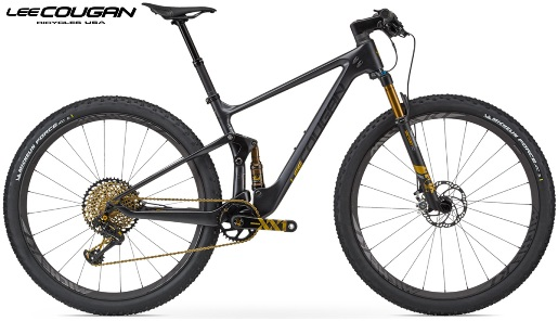 MTB LEE COUGAN Crossfire Air Black Gold 2020